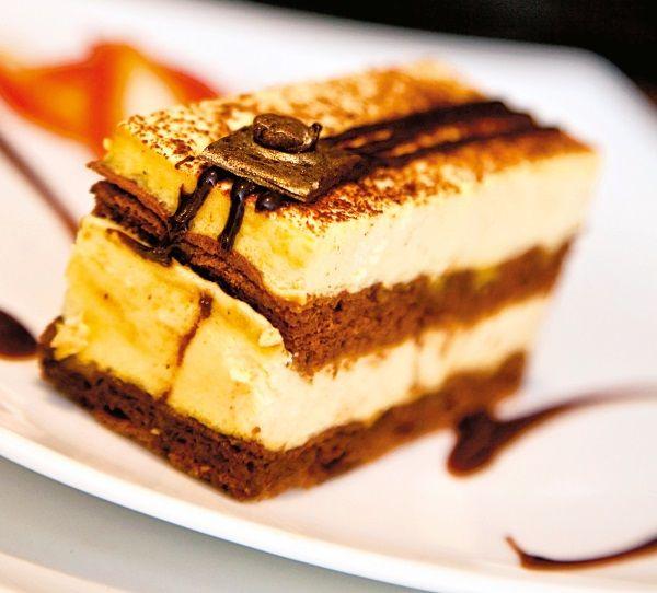 Prăjitură cu sirop de cafea | Retete culinare - Romanesti si din Bucataria internationala