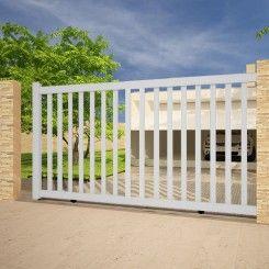 Aluminium sliding gate EMALU ADEN