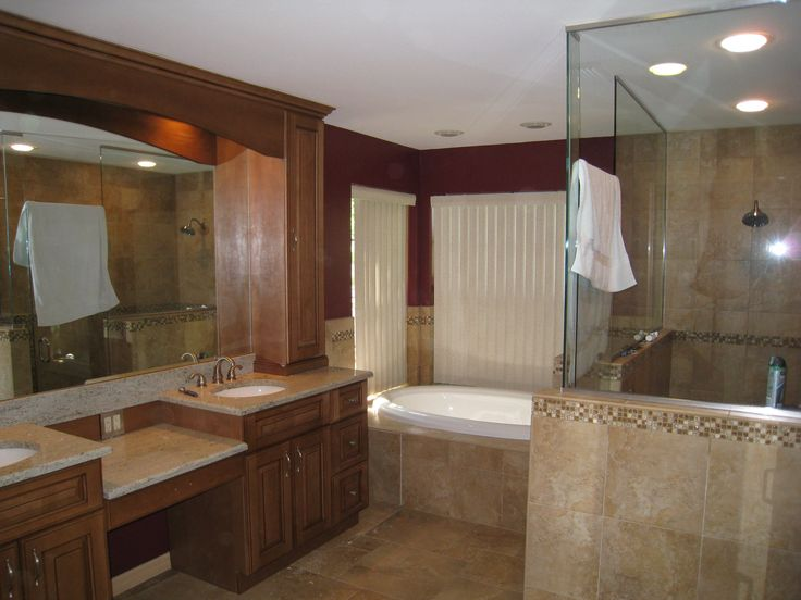 Complete bathroom reno's by the Home Improvement Source