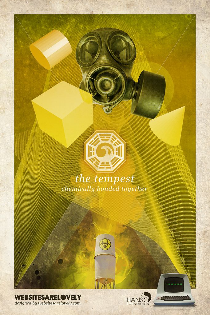 35 best LOST DHARMA Initiative stations posters images on ...