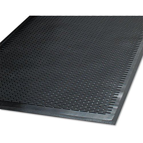 Guardian - Clean Step Outdoor Rubber Scraper Mat, Polypropylene, 48 x 72, Black - Sold As 1 Each - Superior molded tread aggressively scrapes shoes clean and traps debris in the base of the mat. by Guardian Products. $120.51. Guardian - Clean Step Outdoor Rubber Scraper Mat, Polypropylene, 48 x 72, BlackStop dirt and grime from ruining your indoor surfaces. This mat's molded tread aggressively removes them from shoes and keeps them at the base of the mat. Ideal for any ou...