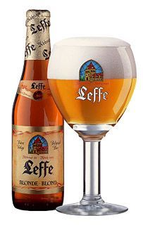 Leffe Blonde - very smooth and almost sweet.  Good news is they appear to have started carrying it just across the bridge.