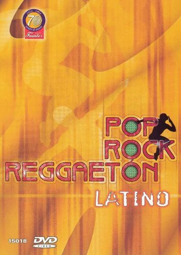 Pop, Rock, Reggaeton Latino [DVD] [2004]