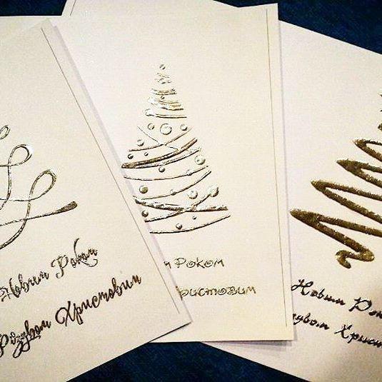 Вот такие открыточки делает @kris_tova  Ще трішки і неймовірні листівки ручної роботи будуть готові))) #kris_tova #handmade #mywork #art #myart #cristmascard #листівки #новорічнілистівки #різдвянілистівкиручноїроботи #різдвянілистівки #hand_for_made #art_plus2 - #regrann