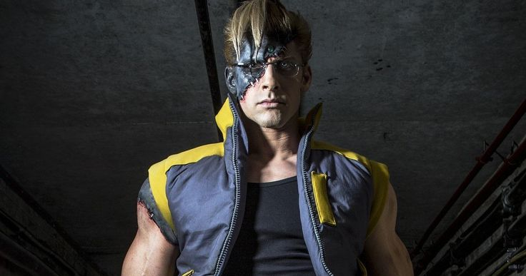 Alain Moussi Talks Charlie Nash in 'Street Fighter: Resurrection' | EXCLUSIVE -- Alain Moussi discusses portraying the legendary character Charlie Nash in the web series 'Street Fighter: Resurrection', debuting today. -- http://movieweb.com/street-fighter-resurrection-charlie-nash-alain-moussi-interview/
