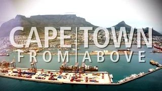 Cape Town From Above. With NAC Helicopters.