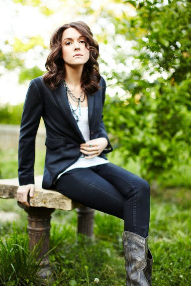 Brandi Carlile's songs come from the heart // Birmingham Box Set, May 19, 2011