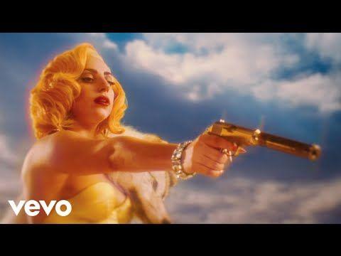 Lady Gaga - Machete Kills - Aura (Lyric Video) - YouTube