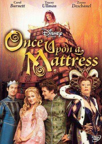 Once Upon a Mattress [DVD] [2005]