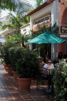 Downtown Santa Barbara, enjoy a variety of cultural venues