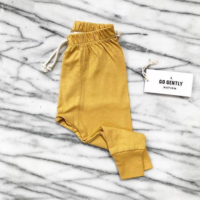 Can't wait to receive the soft and comfortable #babyharempants by designed by @gogentlynation 🌿 Made of #organiccotton in #LosAngeles 🌴☀️🌿 Available on @shopsugarloaf this September #ilovesugarloaf . . . . . . . . . . . . #gogentlynation  #babystyle  #shopsugarloaf  #babywear  #organic  #madeinusa  #new  #organicbaby  #ecofriendly  #sustainable  #brooklyn  #newshop  #onlineshopping  #babylove  #babyshower  #sustainablefashion  #madeinlosangeles