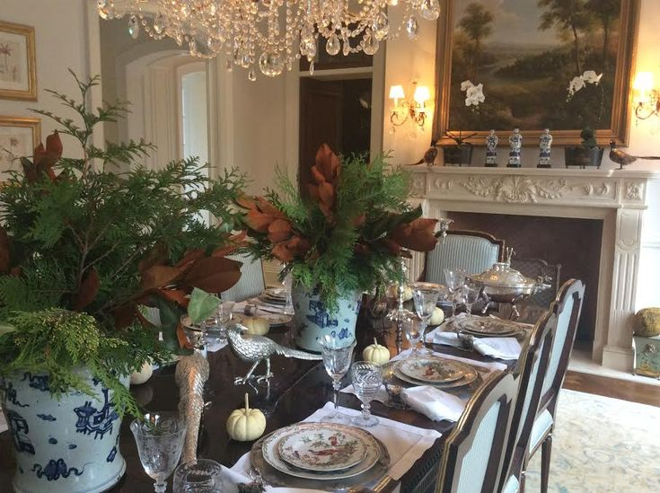 Warm Wishes For A Wonderful Thanksgiving!   The Enchanted Home