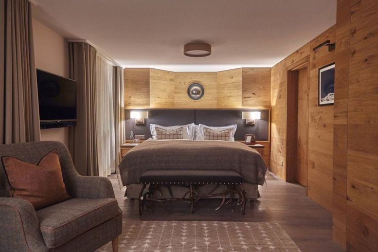 Global Inspirations Design The Capra Saas-Fee: luxury and relaxation included