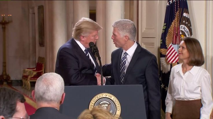 "Send this letter to the U.S. Senate: ""Confirm Judge Neil Gorsuch to the U.S. Supreme Court!"""