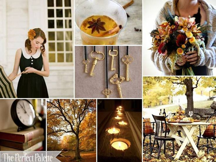 Melissa:The Perfect Palette: {Autumn Day}: A Palette of Cranberry, Black, Latte, Mustard + Gray: Perfect Palettes, Fall Style, Fall Colors, Autumn Wedding, Fall Palettes, Colors Palettes, Colors Schemes, Autumn Colors, Fall Wedding