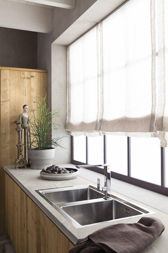 17 migliori idee su mobili cucina legno su pinterest for Paulownia legno mobili