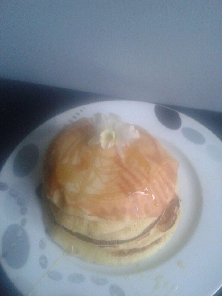 Pan cake fait maison