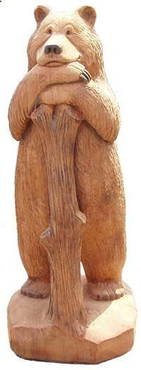 Best chainsaw carving patterns instructions free images