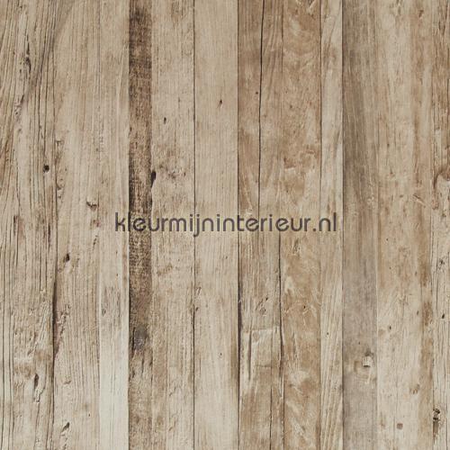 Driftwood beige bruin behang 18293, Riviera Maison van BN Wallcoverings