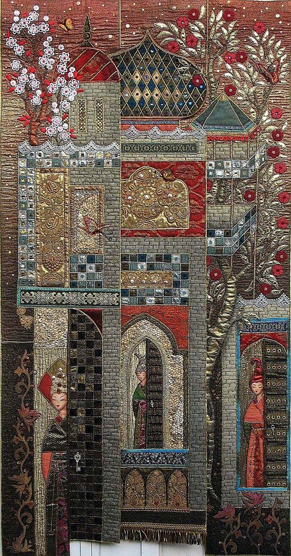 Quilter's Pastiche   Quilts   Pinterest   Textile art, I ...