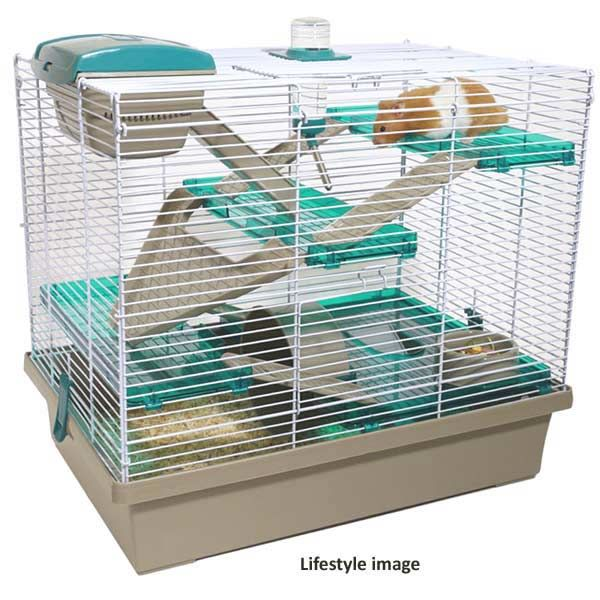 Rosewood Pico Hamster Cage on sale free uk delivery