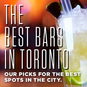 Here are the Best Bars in Toronto according to Now Magazine, the best magazine in Toronto!