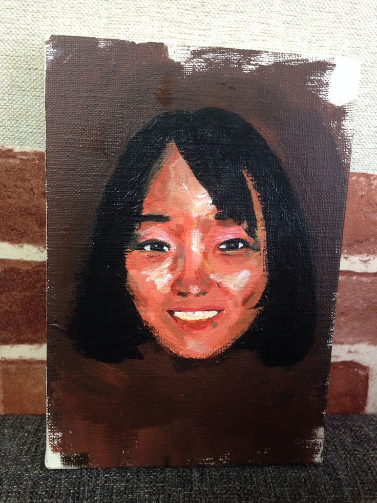 Oh! my darling. 2014  This is my wife, Soohye.  I drew to celebrate that  she has been lives 10,000 days.