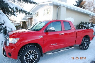 2013 Toyota Tundra for Cody