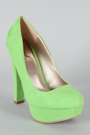 Spring Green : ): Pumps Style, Mi Style Fashion, Mint Green, Awesome Colors