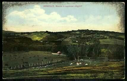 1913- Tapolca valley