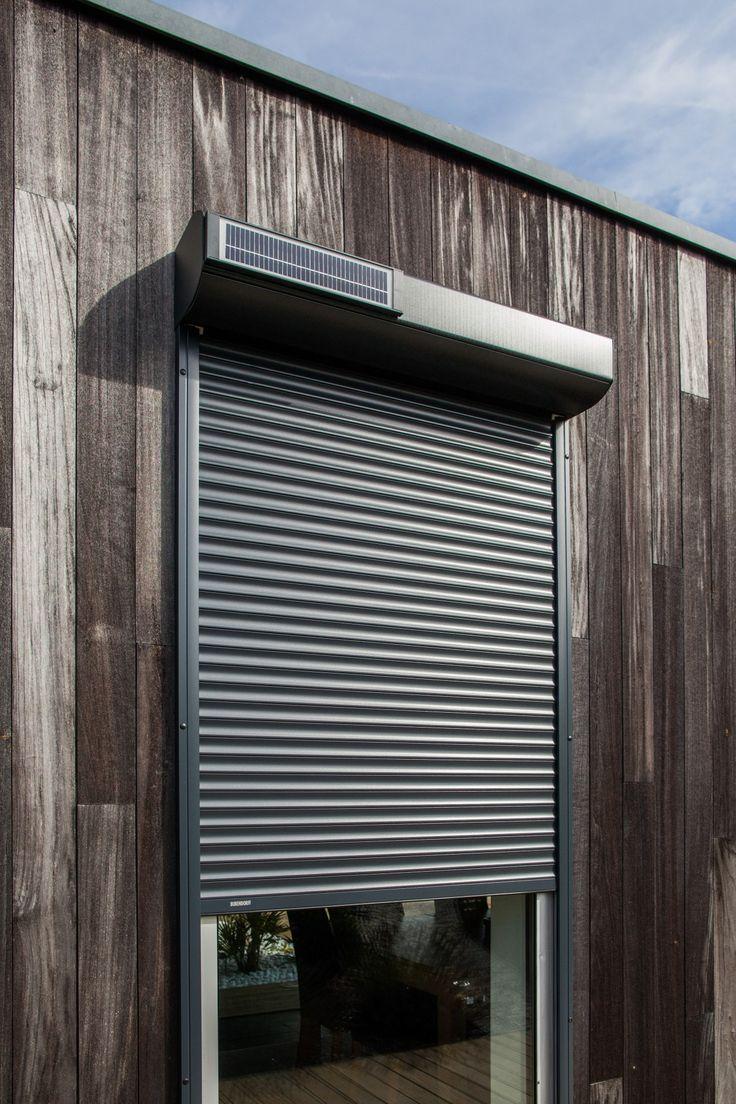 Volet roulant solaire autonome un atout dans votre maison à vitrolles 13127