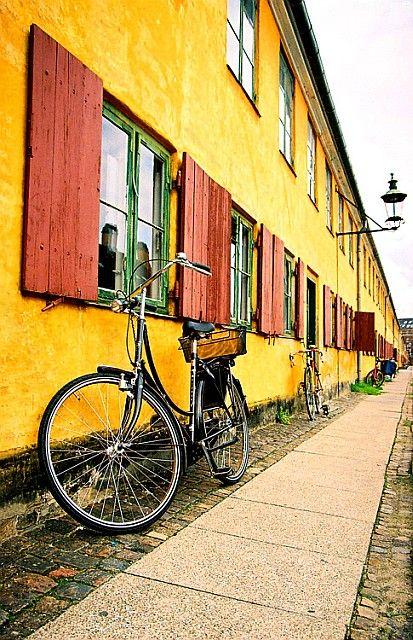Nyboder - Copenhagen, Kobenhavn