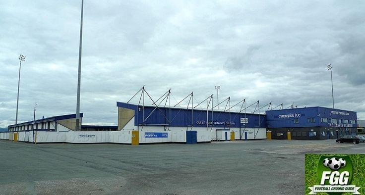 ChesterFC   Deva Stadium   Football Ground Guide