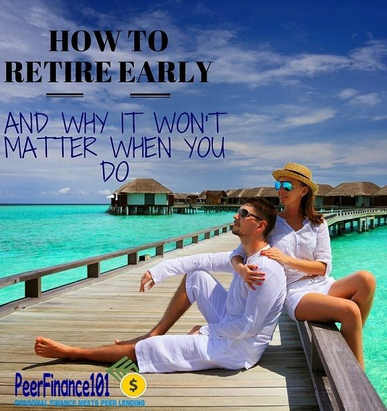 How to #retire early and why it won't matter when you do! Learn how to create a retire early fund and make money on your hobby-job. Follow the process and you may not want to retire early.