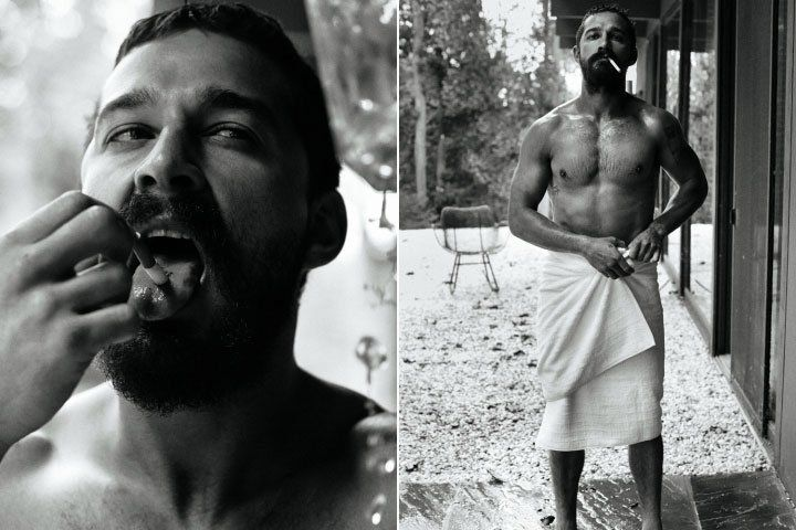 Shia LaBeouf Covers Interview November 2014 Issue image Shia LaBeouf Interview November 2014 Photo Shoot
