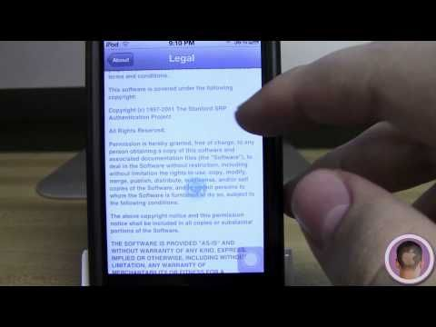 "Increase accessability on your iPad, iTouch or iPhone by creating a custom ""gesture"" feature - youtube.com"