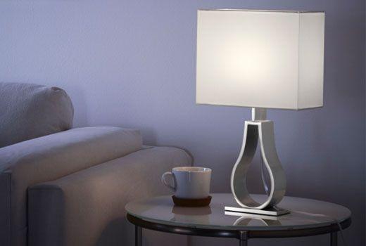 IKEA lampes de table