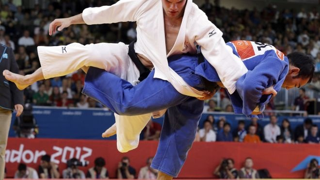 US judo fighter expelled from Olympics after testing positive for marijuana | Earl Cox's Empower Network Blog