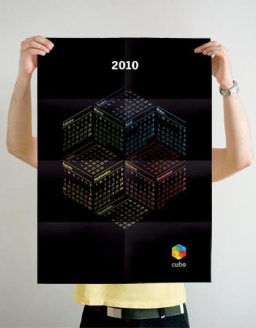 Diseño de Calendario [Cubo]