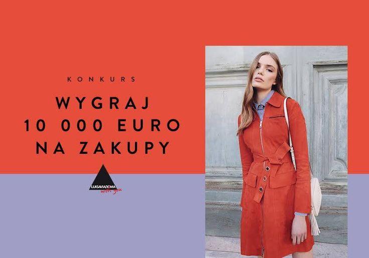 Konkurs naszego nowego partnera – sklepu Luisa Via Roma