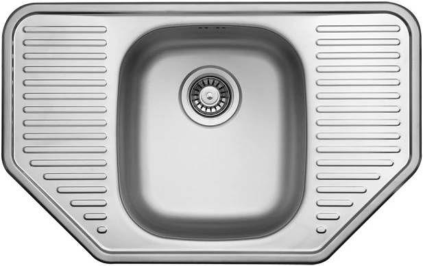 Kuchyňský dřez Sinks Ukinox Comfort 777.488 matný