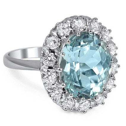 The Hope Ring #BrilliantEarth #Vintage