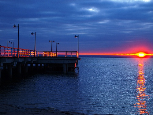 Jastarnia Sunset