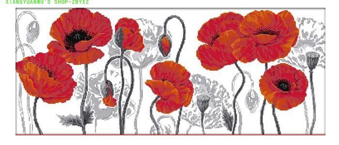 28CT 14CT 11CT 16 18 каратное Ручной Рукоделие Счетный Крест Стежка Комплект для Вышивки Красивые Цветы XIANGYUANWU'S SHOP ZBYXZ купить на AliExpress