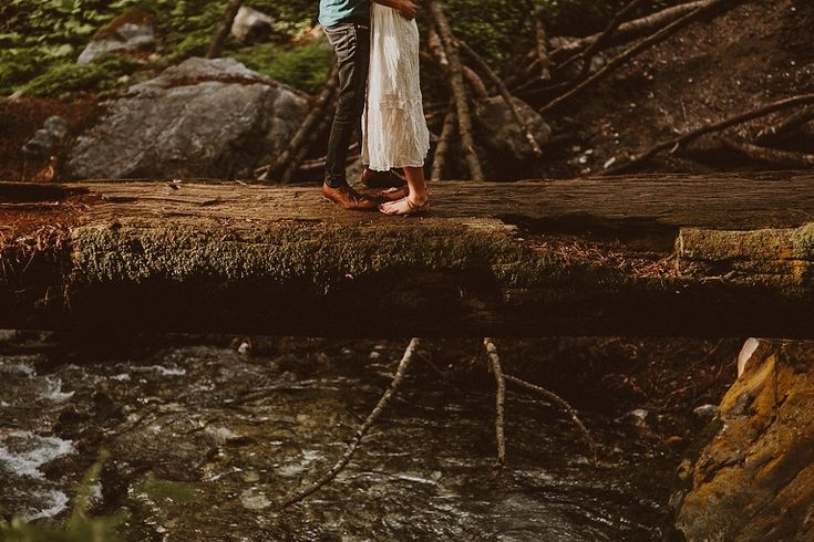 River and Forest Engagement Session California