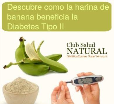 La Banana y la Diabetes Beneficios de la Harina de Plátano - Club Salud Natural Según las investigaciones con ratones de laboratorio a los que se les suministró pulpa y cáscara de banana cocida, en la Facultad de Ciencias Farmacéuticas de Sao Paulo en Brasil, la banana verde podría reducir el azúcar en diabéticos tipo II.