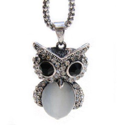 300 best owl images on pinterest owl necklace harry