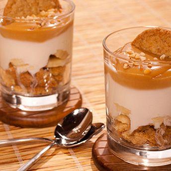Desserts à base de caramel au beurre salé - Biscuits, gateaux, tartes et glaces | Page 3