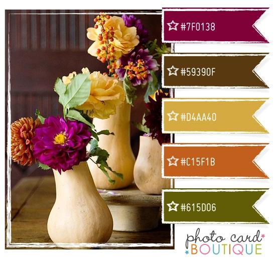 Fall Color Scheme Glamorous Of Fall color scheme | Palettes de couleurs | Pinterest Photo