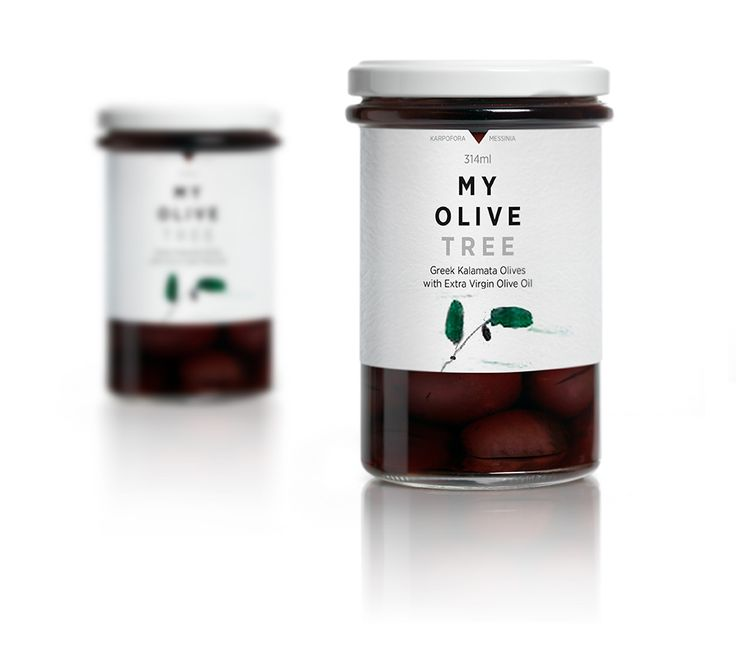 Food Branding: My olive tree – Identity by Mousegraphics | #idontknowhowto  http://www.i-dont-know-how-to.com/